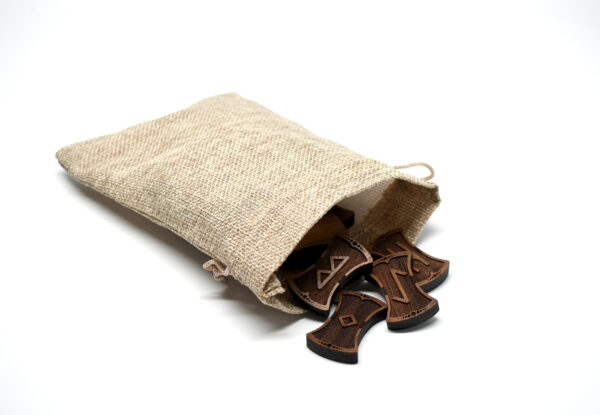 Bag of futhark runes