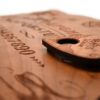 Cherry wood Ouija board