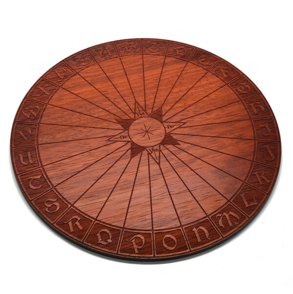 Pendulum dowsing board
