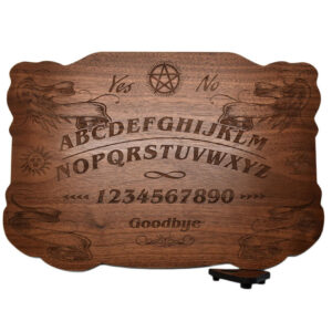Black Walnut Ouija 2018