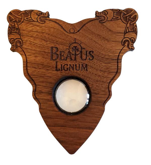 Beatus Lignum Celtic Ouija Planchette